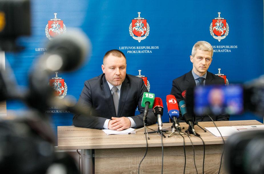Egidijus Zuzevičius ir Rolandas Urbonas