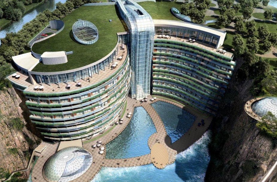 """""""Intercontinental Shanghai Wonderland"""""""