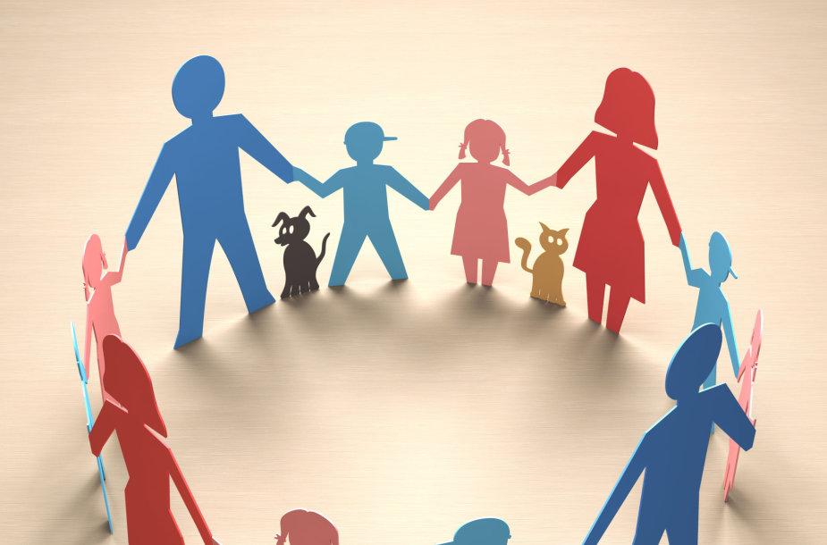 Darni šeima