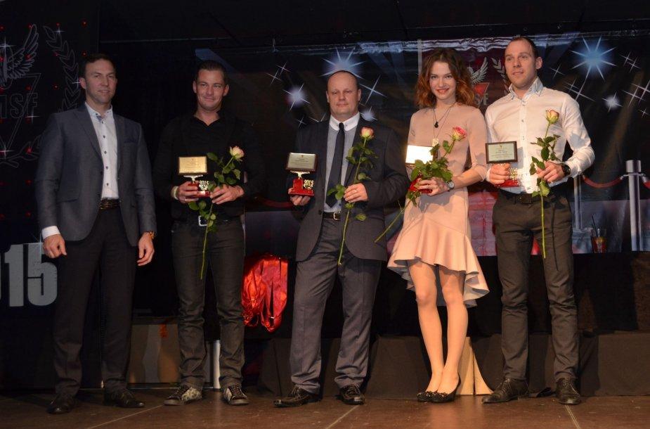Lietuvos motociklų sporto federacijos apdovanojimai