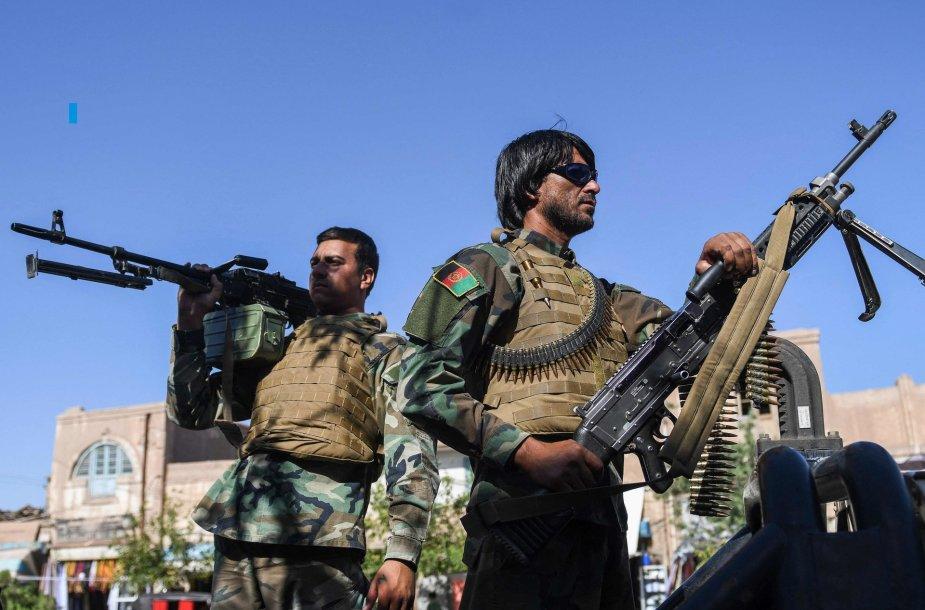 Afganistano kariai Herate