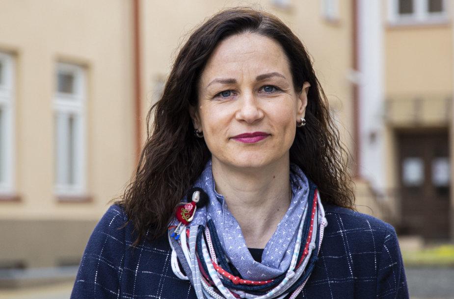Kultūros viceministrė – Ingrida Veliutė