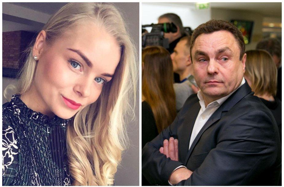 Marija Gražulytė-Šalaševičienė ir Petras Gražulis