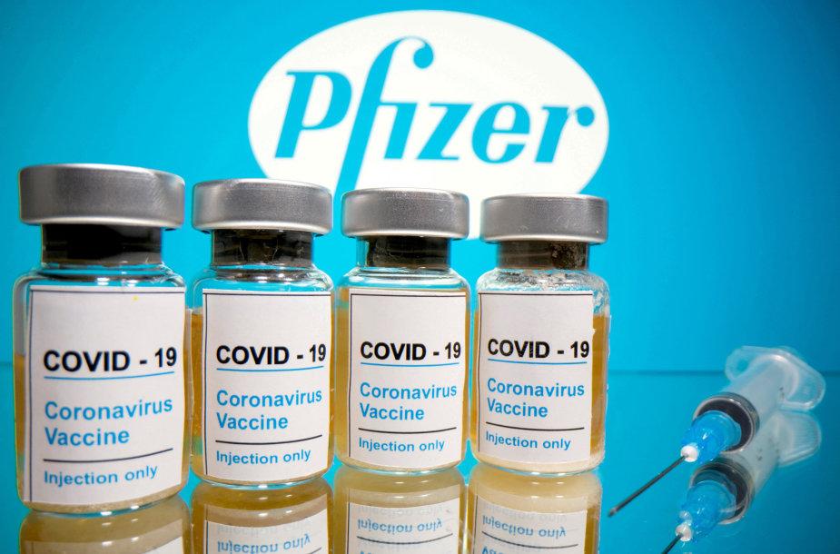 """""""Pfizer"""" vakcina"""