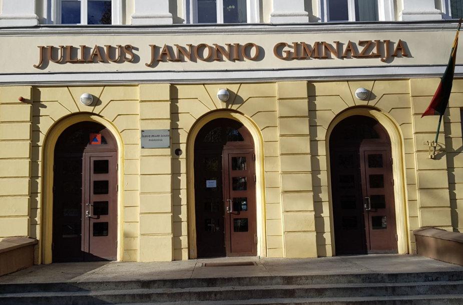 Juliaus Janonio gimnazija