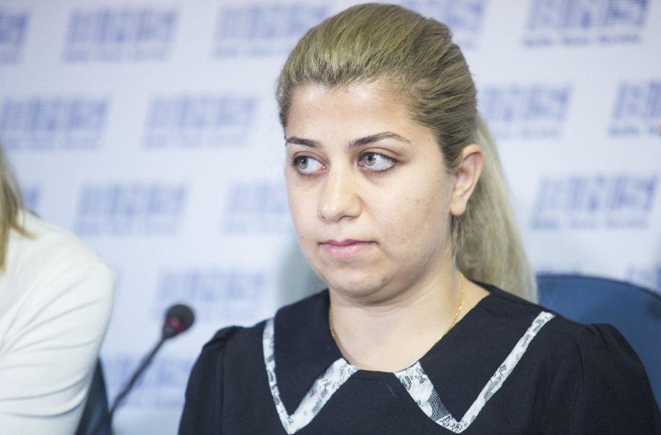 Klara Lazar Banyameen Shamoon