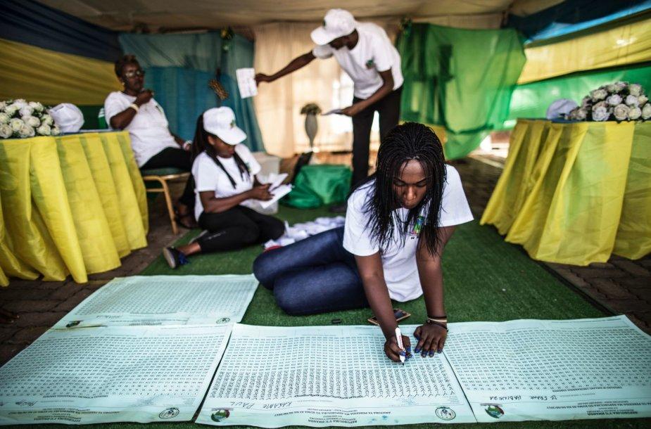 Rinkimai Ruandoje