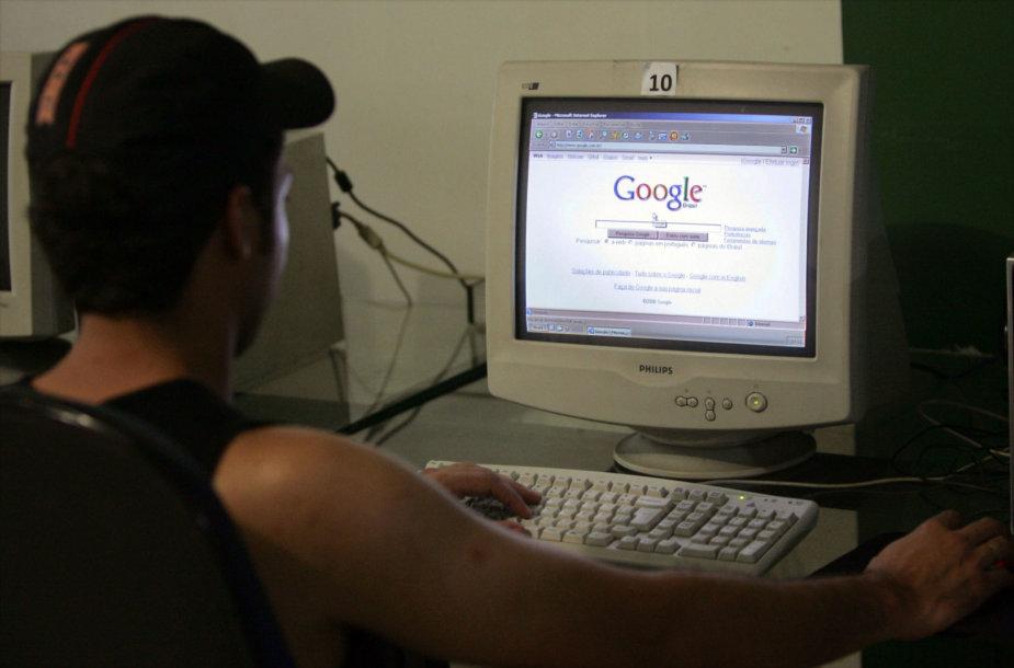 Brazilijoje sutraukytas internetinės pedofilijos tinklas