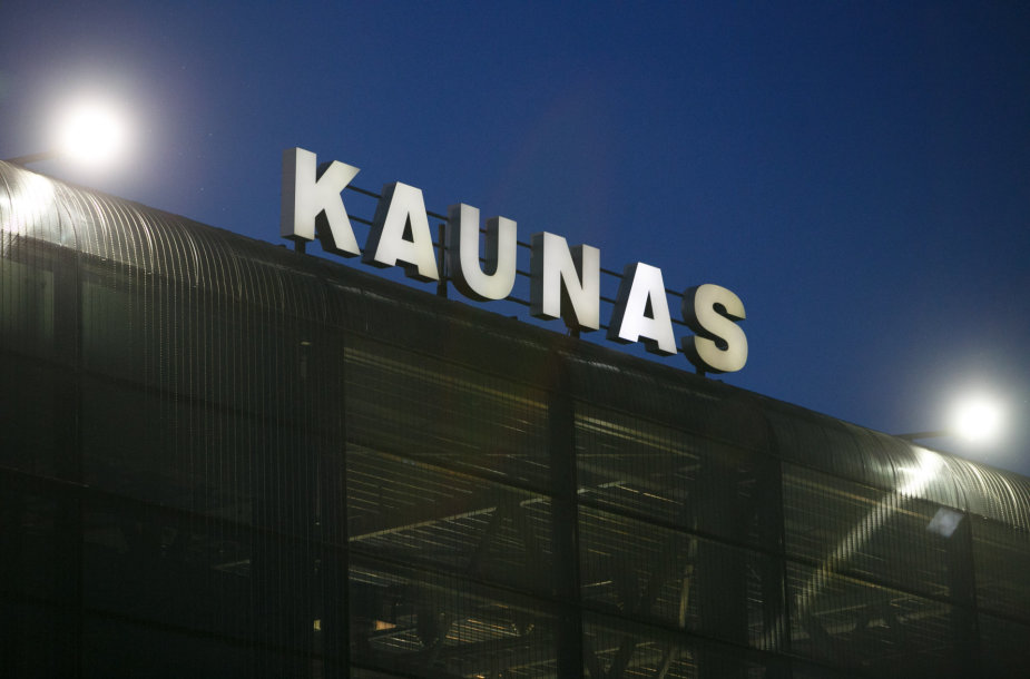 Pratybos Kauno oro uoste