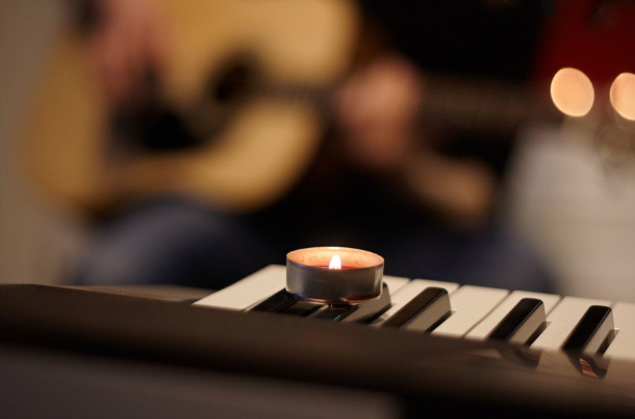Žvakelė (asociatyvi nuotrauka)