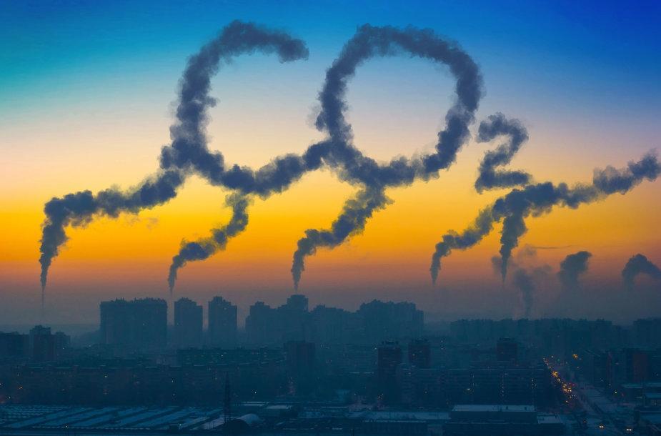 Anglies dioksidas CO2