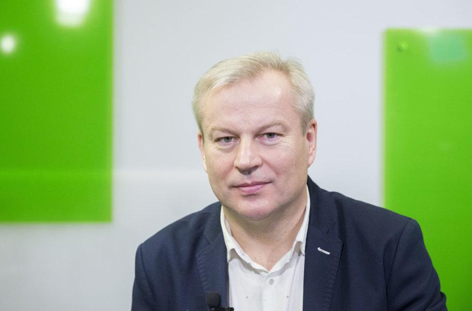 Seimo narys Mindaugas Bastys – 15min studijoje
