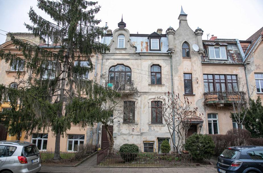 Kražių kolonija Vilniuje
