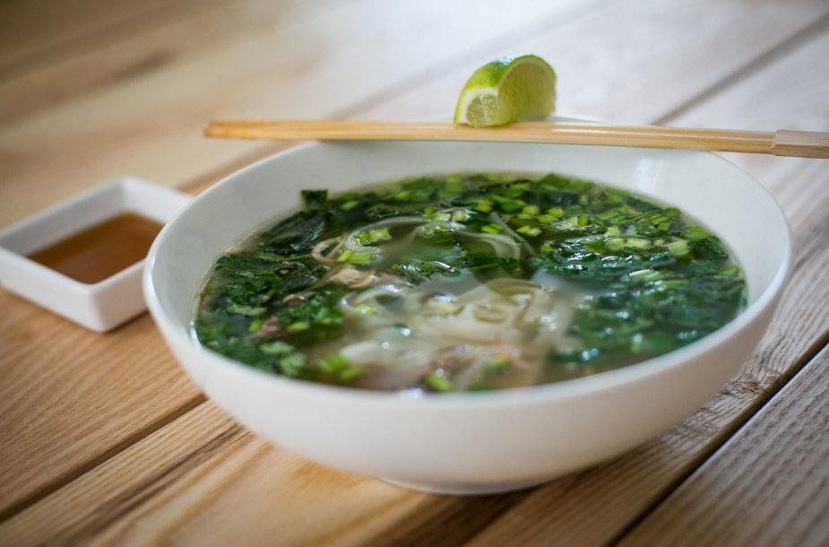 Vietnamietiška sriuba