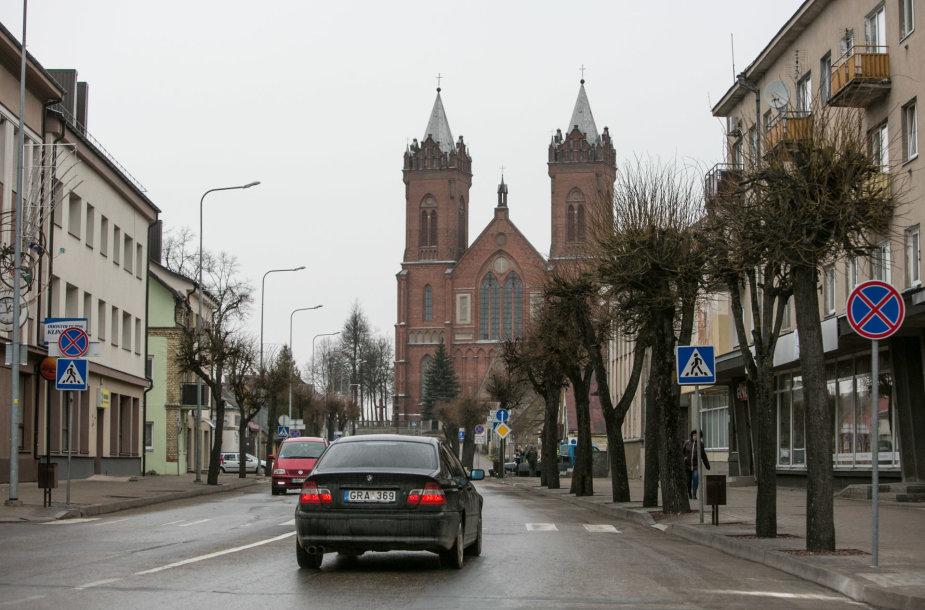 Kupiškio bažnyčia