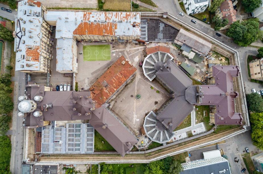 Buvęs Lukiškių kalėjimas