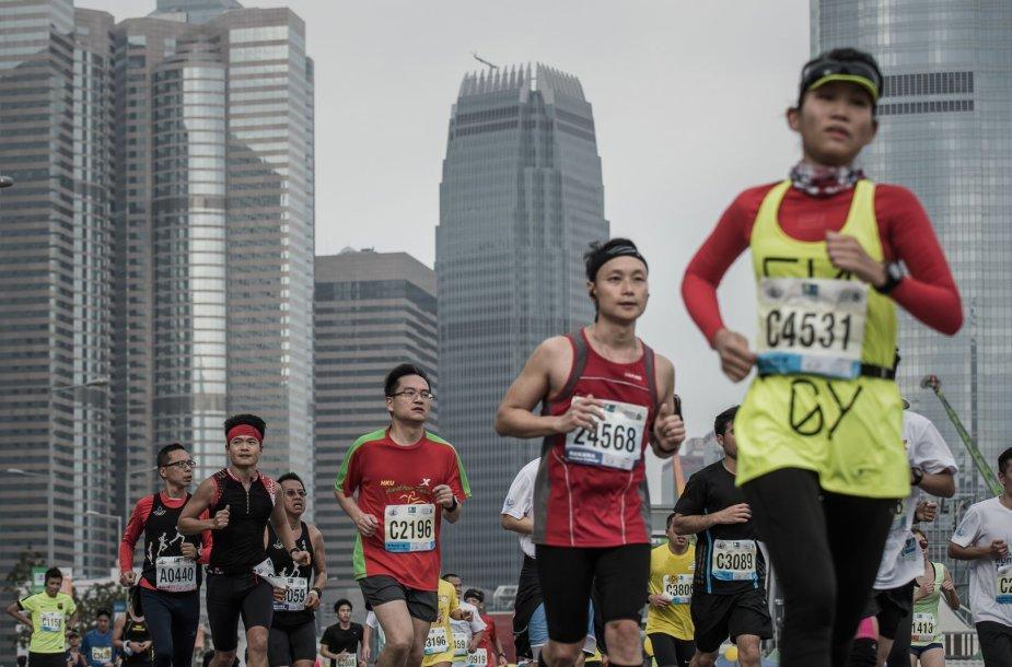 Honkongo maratonas