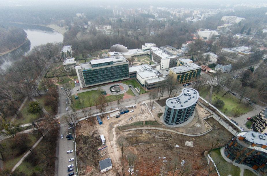 """""""Grand Spa Lietuva"""" ir statybos šalia"""