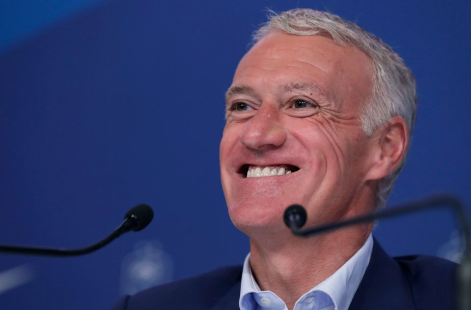 Didier Deschamps'as
