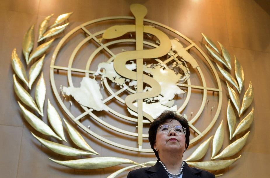 Pasaulio sveikatos organizacija (PSO)