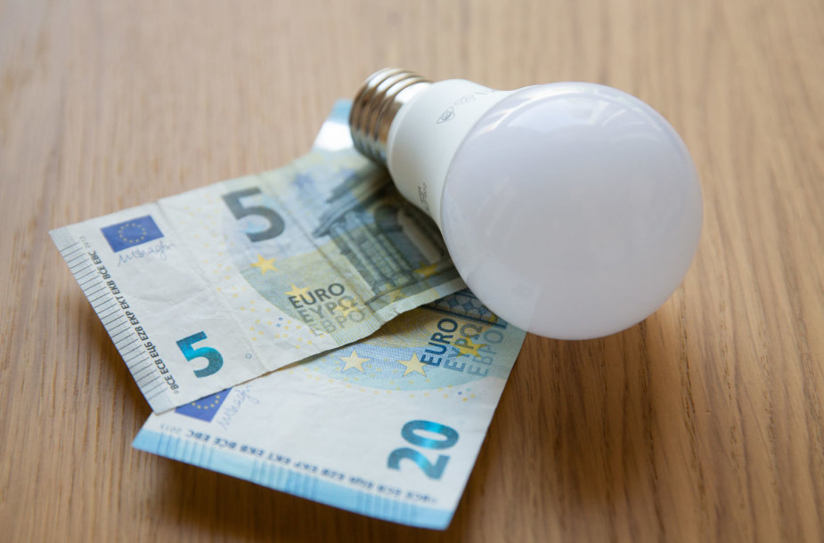 Elektros kaina