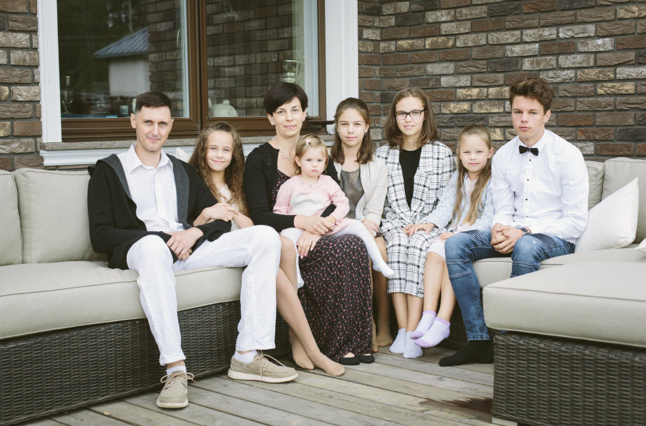 Šumskų šeima