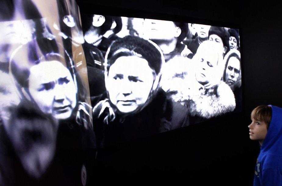 Maskvoje atidarytas Gulago istorijos muziejus