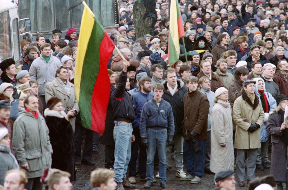 1991-ųjų m. sausio įvykiai