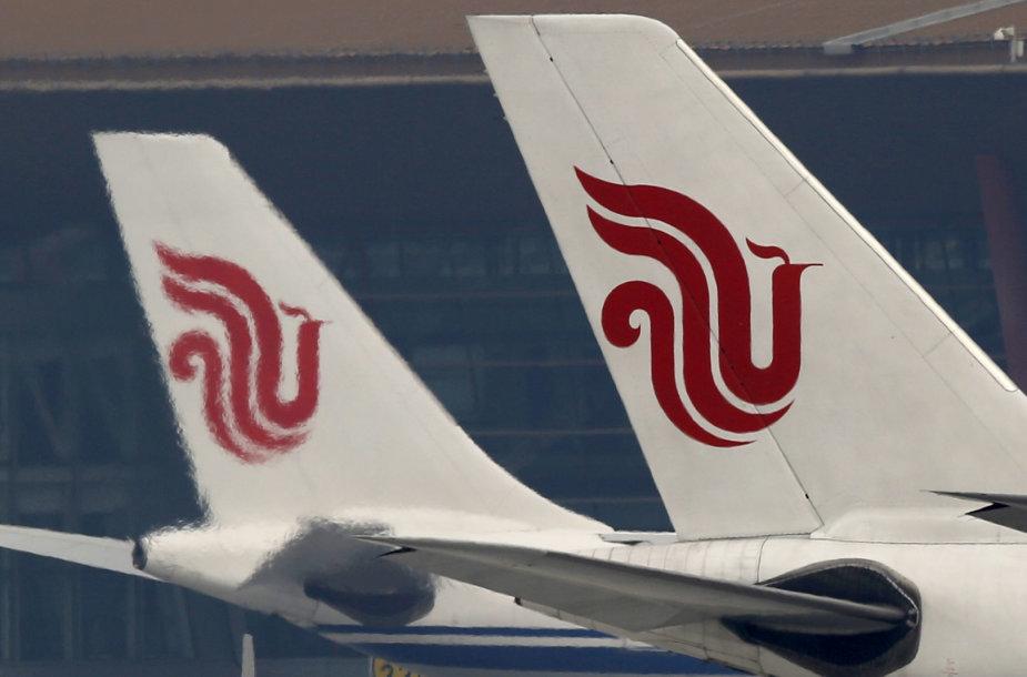 """Air China"" lėktuvai"