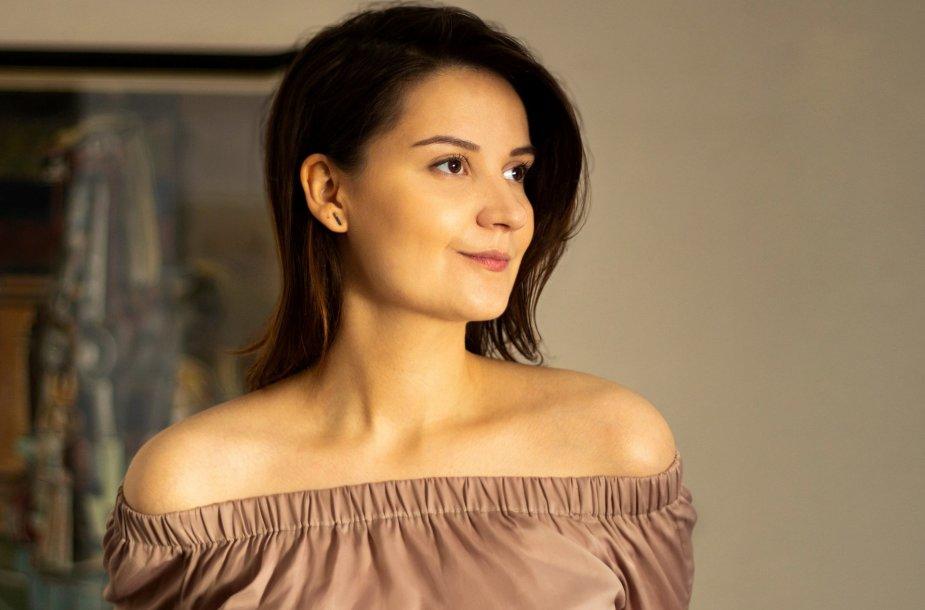 Kamilė Rumzytė-Čekavičienė kuria originalaus dizaino rašiklius