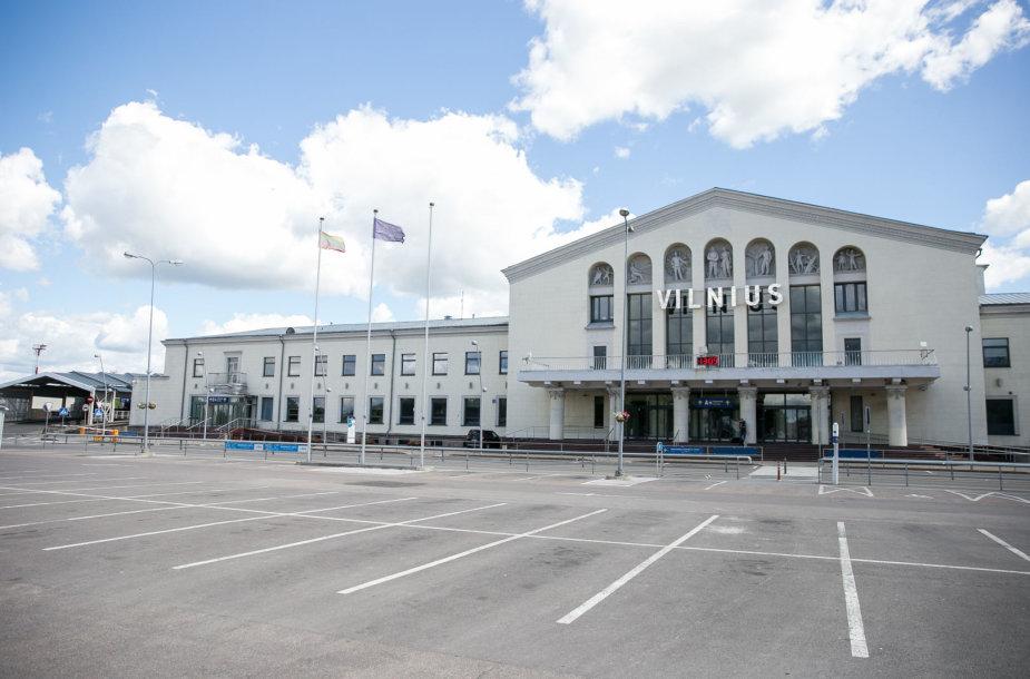 Laikinai uždarytas Vilniaus oro uostas
