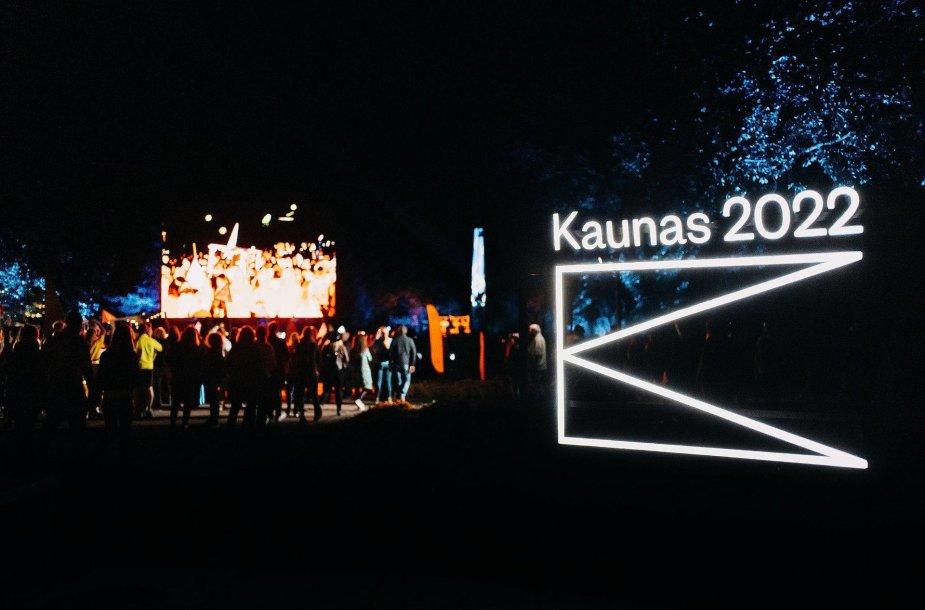 Kaune bus atskleista Europos kultūros sostinės metų programa