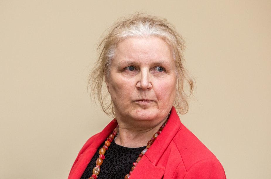 P.Vileišio progimnazijos direktorė Danutė Kazakevičienė