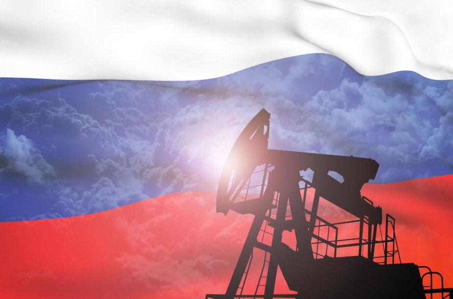 Putino taikiklyje – naftos telkiniai