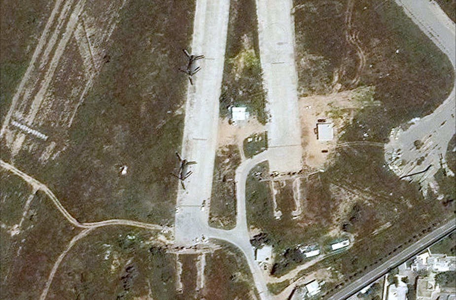 Tripolio Mitigos oro uostas