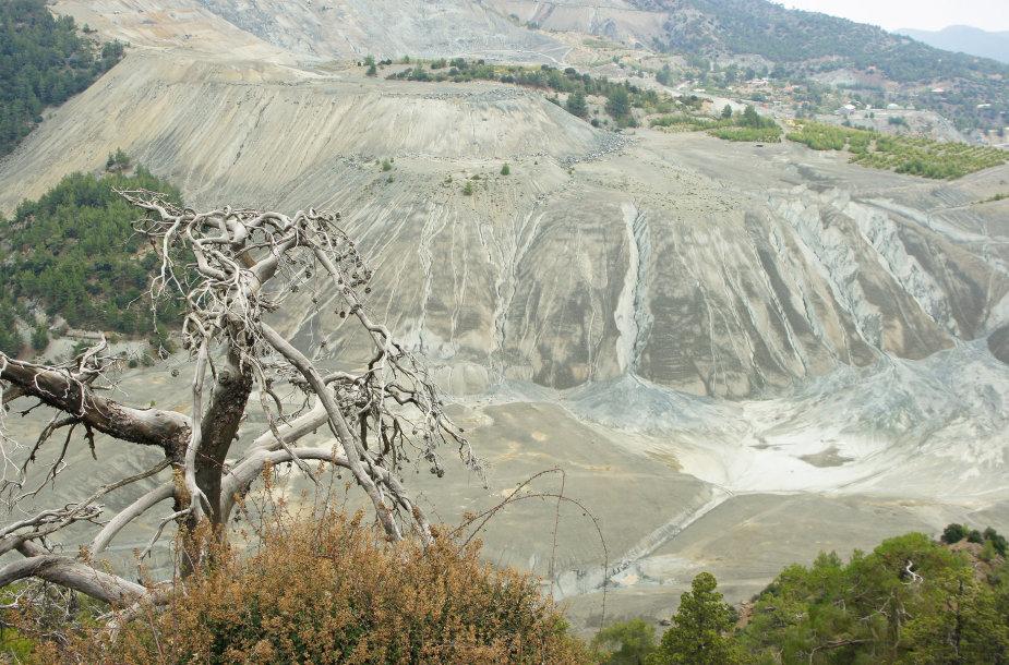 Asbesto kasykla Kipre