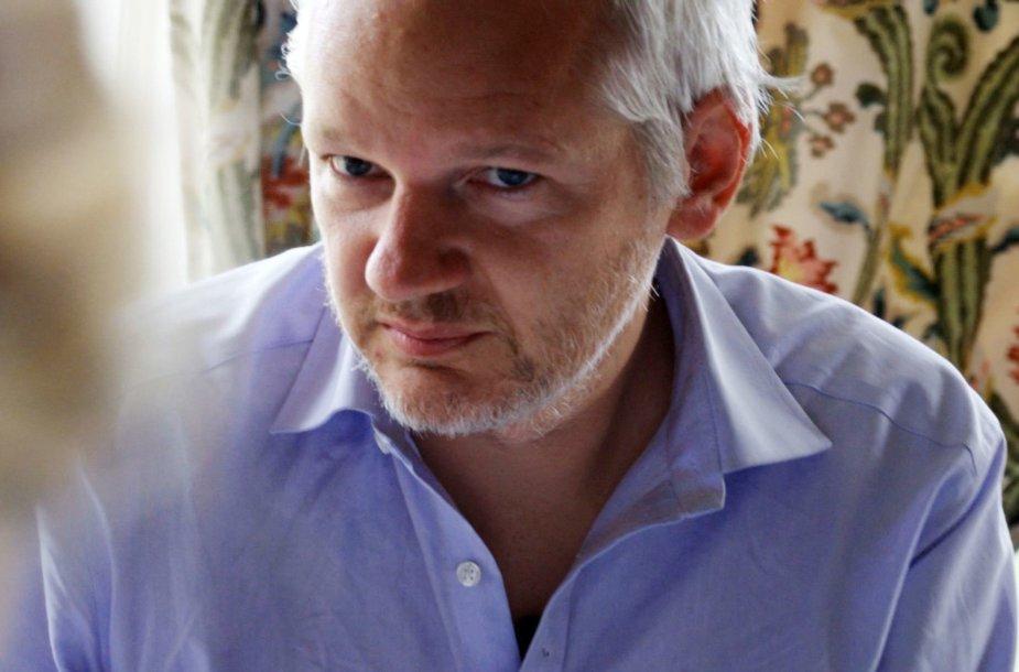 Julianas Assange'as