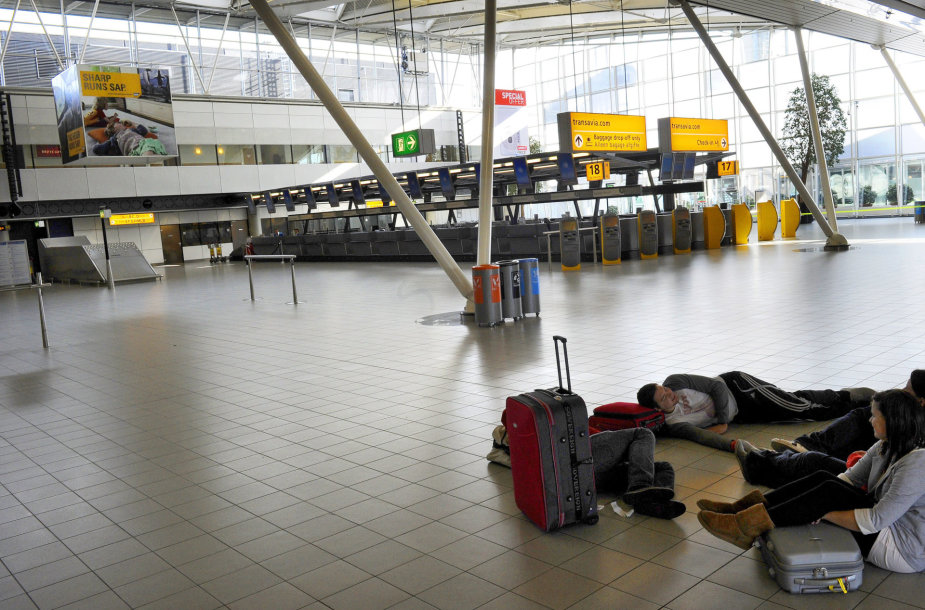 Amsterdamo Šipolio (Schiphol) oro uostas