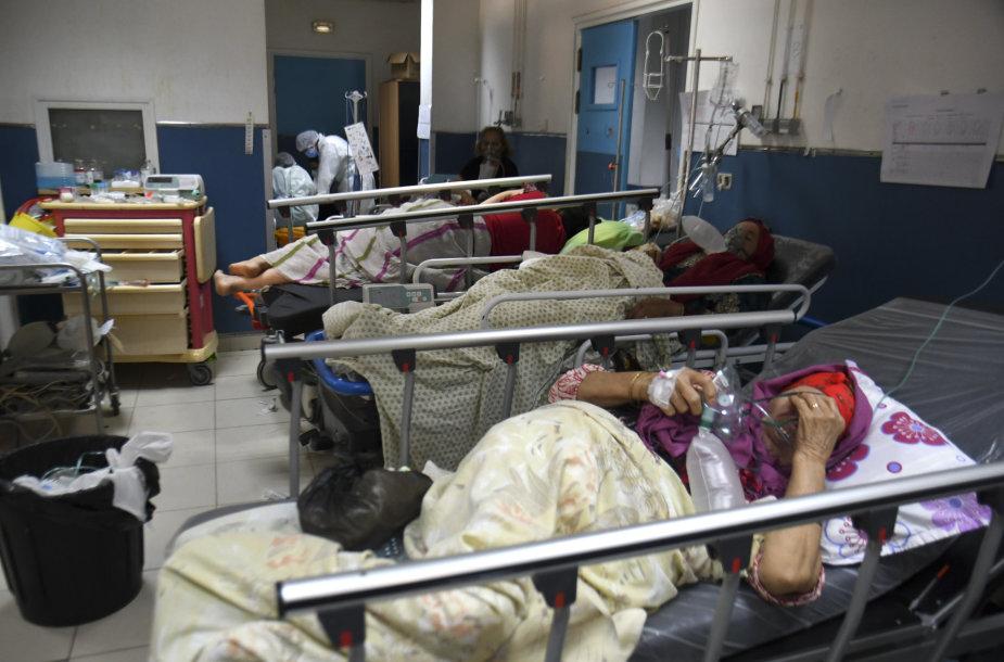 Ligoninė Tunise
