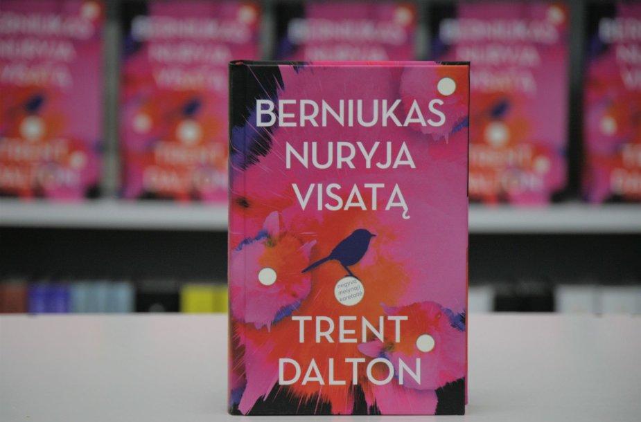 """Trentas Daltonas """"Berniukas nuryja visatą"""""""