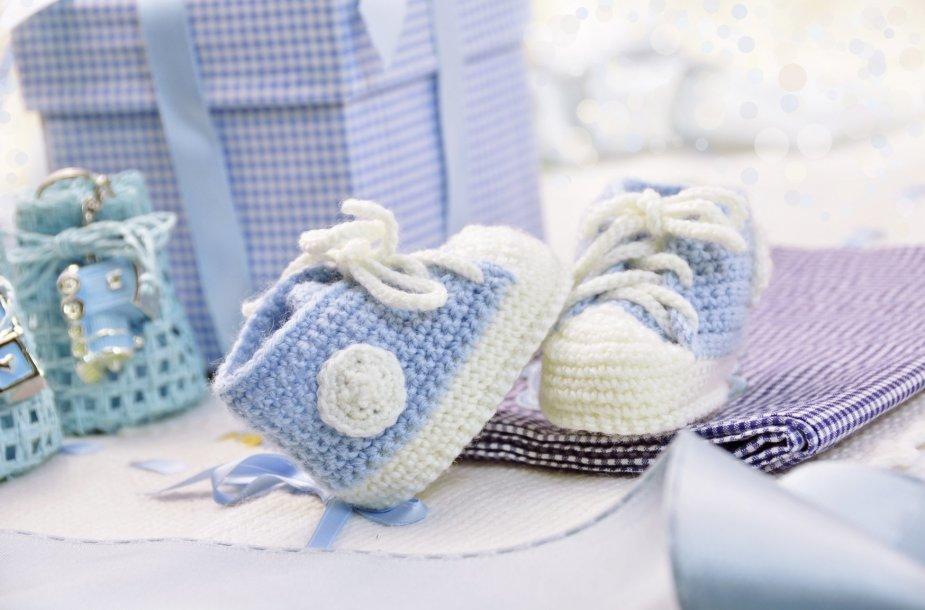Kūdikio batukai/ Asociatyvi nuotrauka