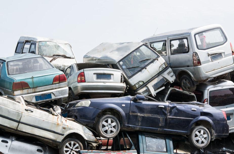 Automobilių sąvartynas