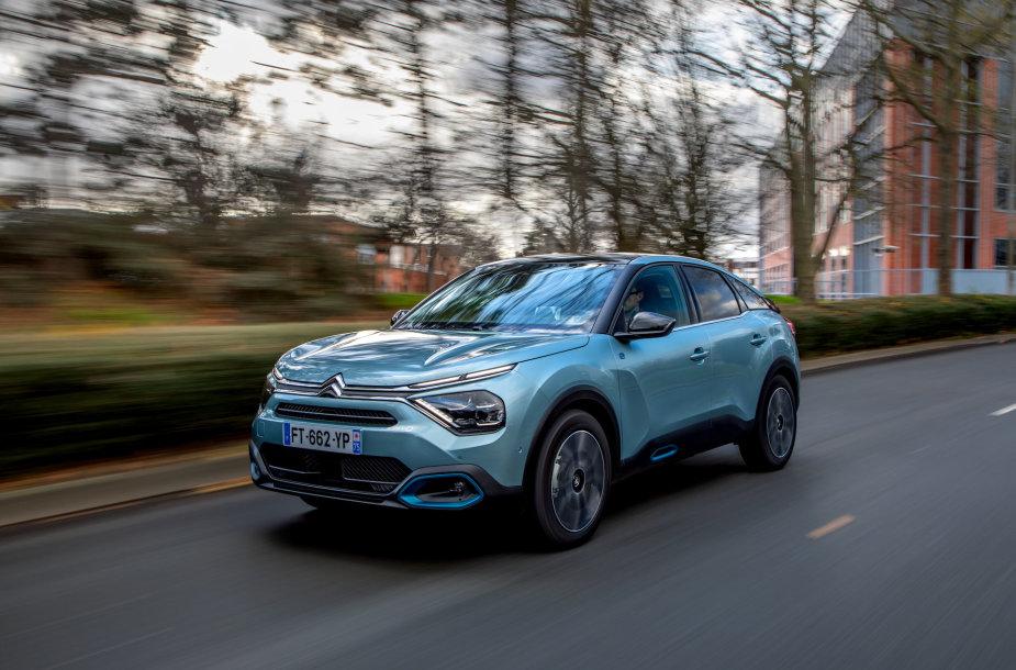 """""""Citroën ë-C4"""""""