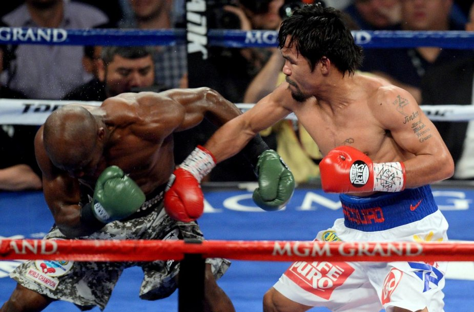 Manny Pacquiao – Timothy Bradley