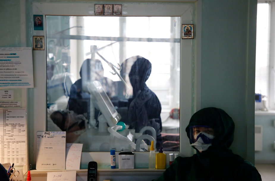 Ligoninė Rusijoje