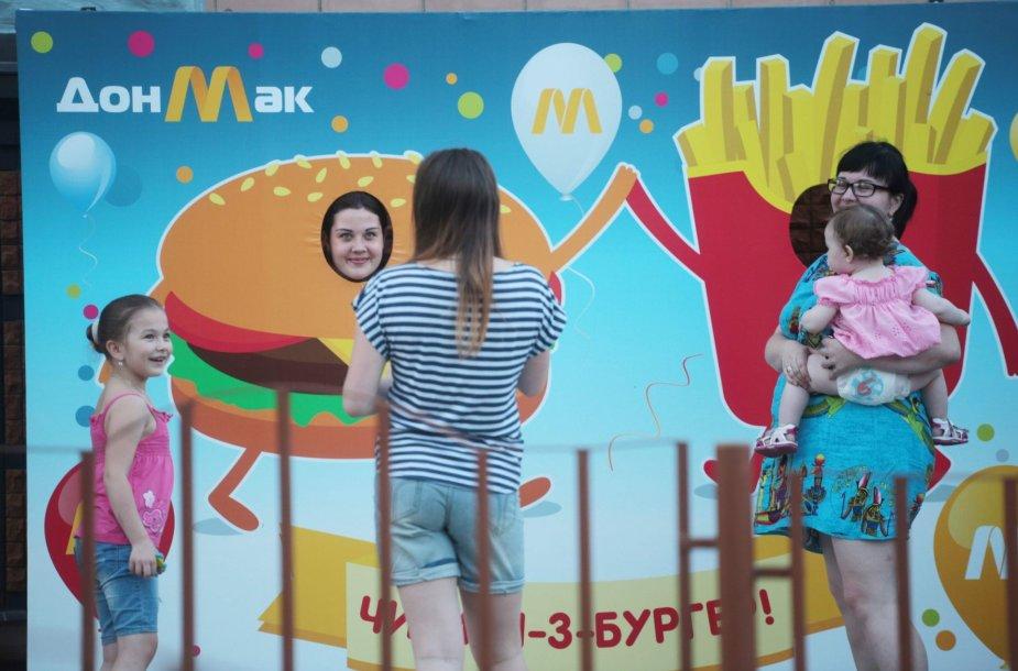 Donecko ir Luhansko gyventojų kasdienybė