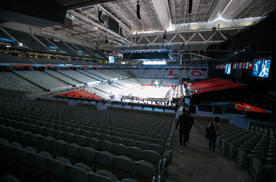 Lilio arena