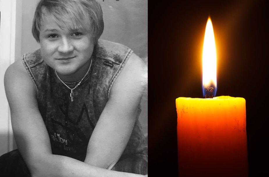 Robertas Bilinkevičius, žvakė