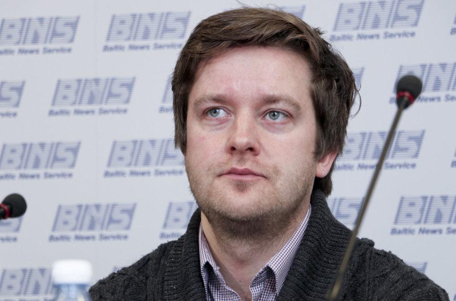 Martynas Žaltauskas, Nevyriausybinių organizacijų informacijos ir paramos centro direktorius