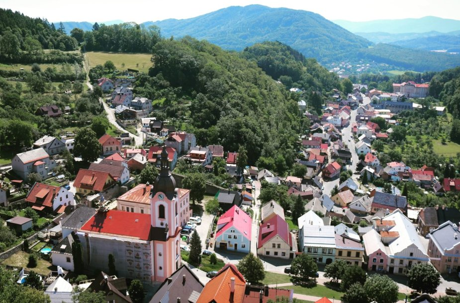 Štramberkas Čekijoje